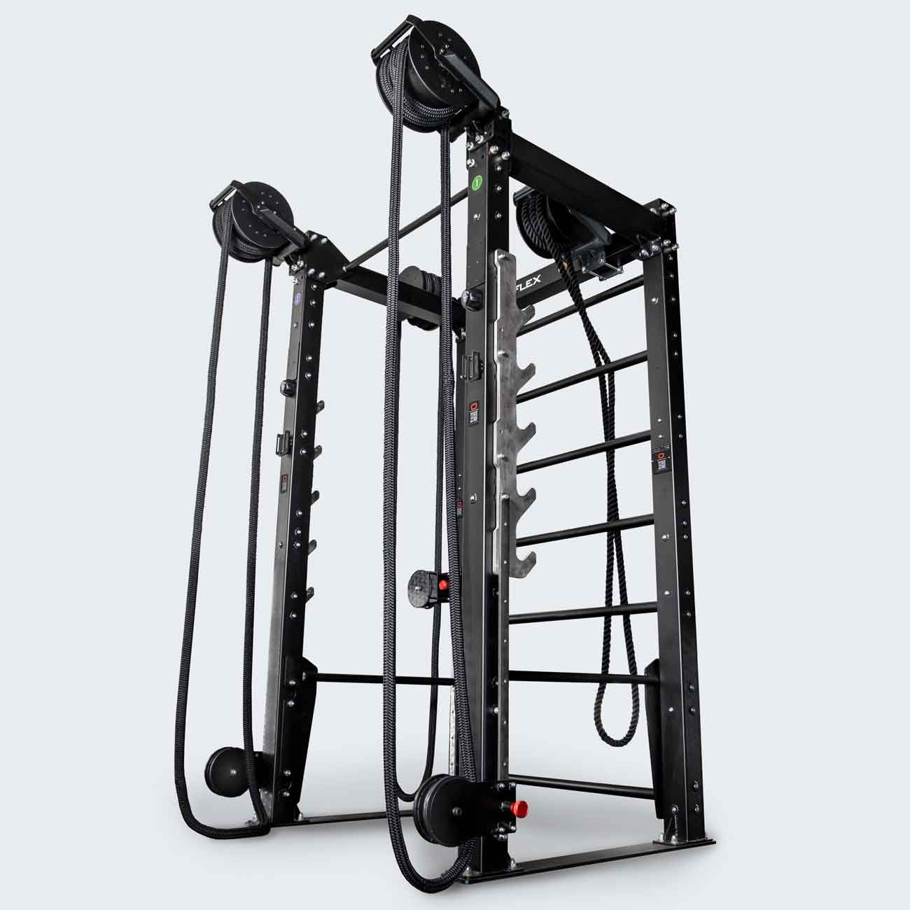 rx8200 rope rig