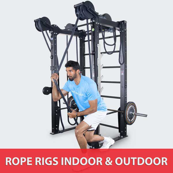 ROPE RIGS INDOOR AND OUTDOOR