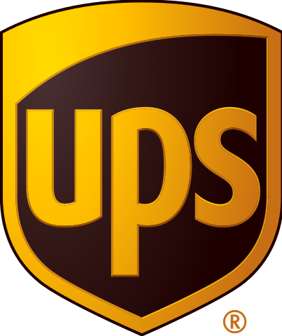 Delivery by UPS
